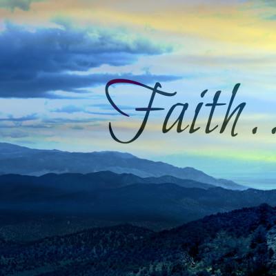 A Spirit of Faith