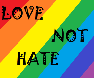 The Solution is Love, not Hate