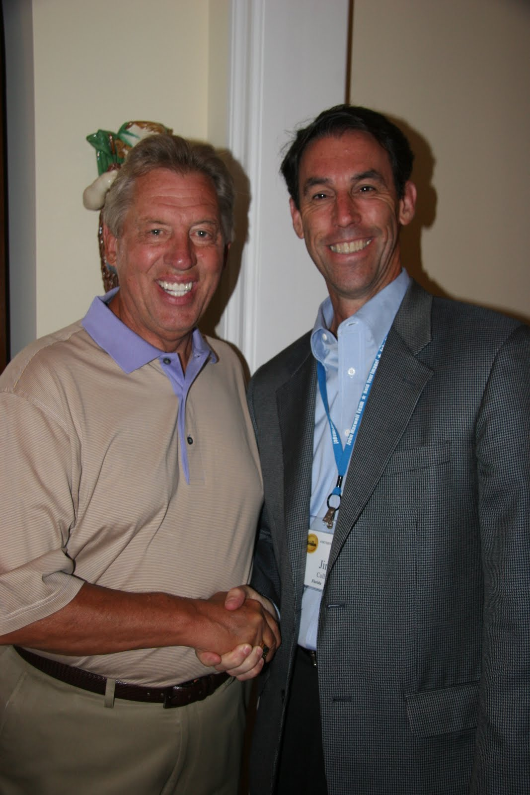 John Maxwell & Jim Collins