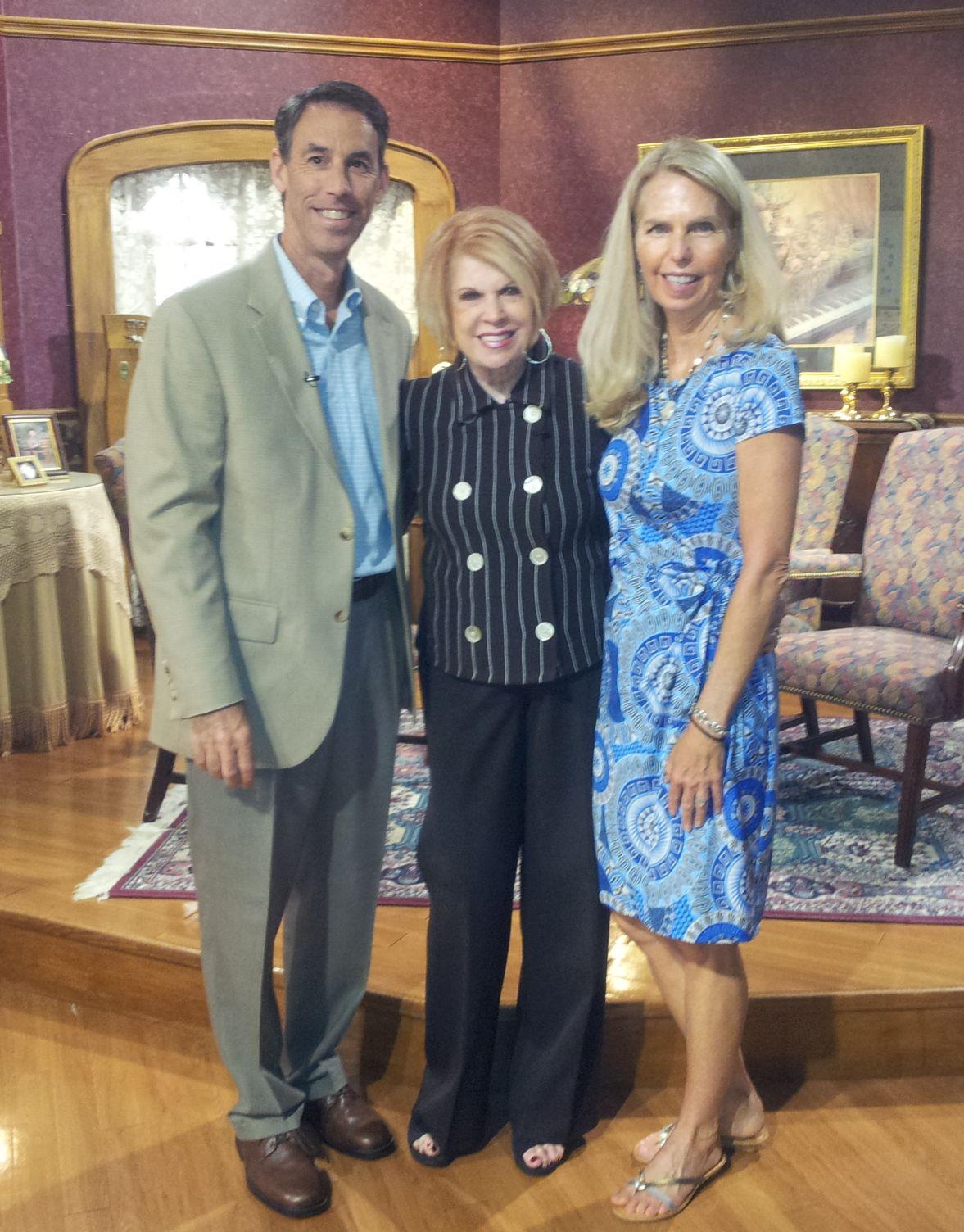 Jim, Arthelene & Peggy