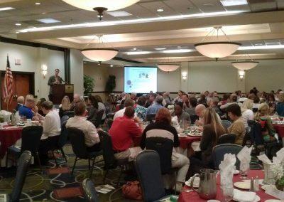 Speaking at SW Florida CC