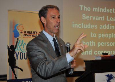 Speaking on Leadership in Jamaica