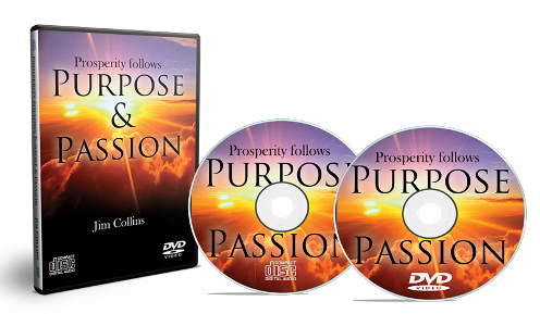 Prosperity follows Purpose & Passion