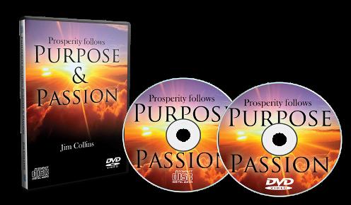 Prosperity follows Purpose & Passion