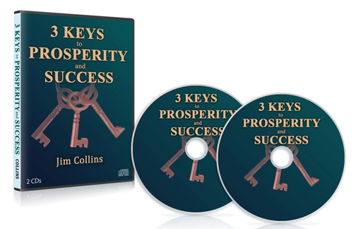 3 keys to prosperity and success