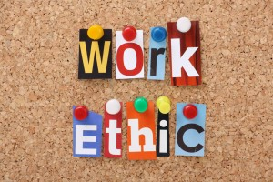 Principle 3: A National Work Ethic
